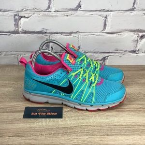 Nike Flex Trail 2 Blue Running Shoes